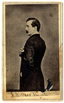 Standing, Left-side Portrait of John Wilkes Booth