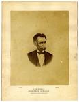 Albumen Print of Abraham Lincoln