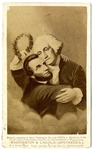 Washington & Lincoln (Apotheosis)