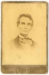 Vignette Portrait of A. Lincoln