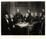 A Council of War In 1861