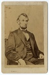 Seated Portrait of Abraham Lincoln