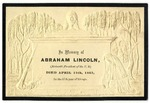 In Memory of Abraham Lincoln