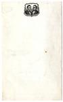 Abraham Lincoln & Hannibal Hamlin Pictorial Lettersheet