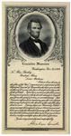Lincoln's Mrs. Bixby Letter