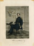 Charles Wilkes Seated Portrait