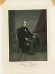 John Tyler Seated Portrait