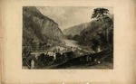 Harpers Ferry  (From the Potomac Side)