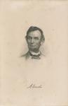 Abraham Lincoln Engraved Portrait