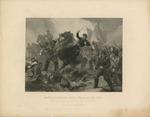 Battle of Wilson's Creek - Death of Gen. Lyon.