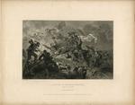 Capture of Roanoke Island, Charge of Zouaves