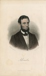 A. Lincoln Color Engraving