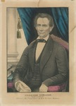 Abraham Lincoln. Republican Candidate for Sixteenth President of the United States.