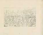 Battle in Baltimore, April 19th, 1861 (from Confederate War Etchings)