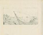 Stone Blockade of Charleston, S.C. (from Confederate War Etchings)