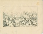 Return of a Raiding Party from Pennsylvania (from Confederate War Etchings)