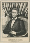 Abraham Lincoln. Sixteenth President of the United States Assassinated April 14th 1865.