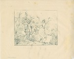 Free Negroes in Hayti (from Confederate War Etchings)