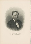 Oval Bust Portrait of Ulysses S. Grant