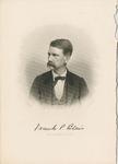 Oval Bust Portrait of Frank P. Blair