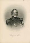 Oval Bust Portrait of General Winfield Scott