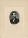 Abraham Lincoln Portrait Engraving