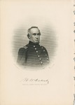 Oval Bust of General Henry Wager Halleck