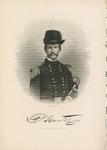 Oval Bust Portrait of Major General David Hunter