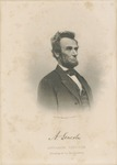 Portrait of Abraham Lincoln, President of the United States