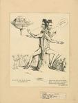 Honest Old Abe on the Stump Springfield 1858