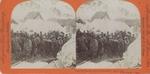 The Morgue After the Snow slide, April 3, 1898, Sheep Camp, Alaska.
