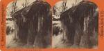 Hermit's Cascade Winter Niagara N.Y.