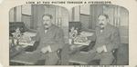 Mr. R. W. Sears, President Sears, Roebuck & Co., at His Desk