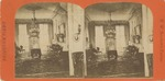 A View of H. W. Beecher's Parlor.
