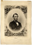 Abraham Lincoln. President of the United States. Assassinated April 14, 1865.