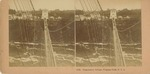 Suspension Bridge. Niagara Falls, U. S. A.