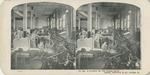 A Corner in the Press Room. Sears, Roebuck & Co., Chicago, Ill.