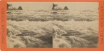 The Majesty and Beauty of Niagara: The Rapids, looking towards the Three Sisters.