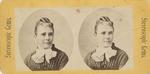 Portrait of Lucretia Garfield