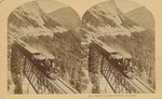 Pass of the Crawford Notch, and Train.
