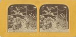 Une Course a Satanville (from Diableries French Devil Tissues Stereos, 'A' series - Block)