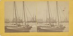 Image of Sailboats on Water