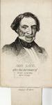 Jefferson Davis Pull Tab Lithograph