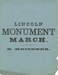 Lincoln Monument March