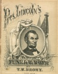 Pres. Lincoln's Funeral March