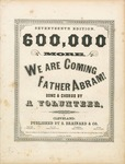 600,00 More. We are Coming Father Abraham! (17th ed.)