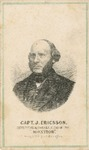 Capt. J. Ericsson. Inventor & Constructor of the