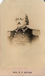 Vignette Portrait of General B.F. Butler