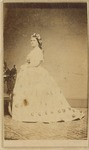 Full-length Photograph of Mary Todd Lincoln
