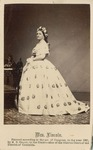 Standing Portrait of Mary Todd Lincoln